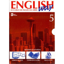 English Way - Vol 5 - O Curso De Inglês Da Abril