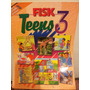 Livro De Inglês Teens 3 Fisk