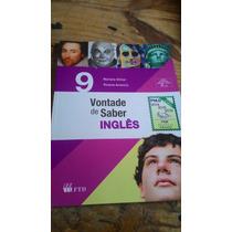 9°ano - Vontade De Saber Inglês