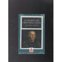 Livro El Secreto De Cristóbal Colón Santillana Nivel 3 - F1