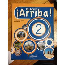 Livro Nuevo ¡ Arriba ! 2 Com Cd
