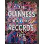 Livro The Guinness Book Of Records 1992