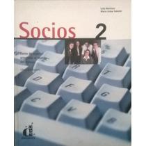 Curso Espanhol De Negócios. Livro Socios 2.