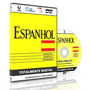 Curso De Espanhol - Globo Idiomas - Completo Em Dvd