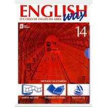 Box English Way Vol 14 (novo/lacrado)