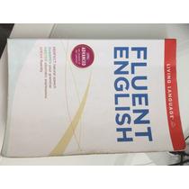 Livro Fluent English Living Language + 4 Áudio Cds