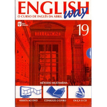English Way - Vol 19 - O Curso De Inglês Da Abril