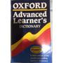 Dicionário Oxford Advanced Learner