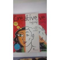 Creative English 4 Student´s Book + Bonus Book + Audio Cd
