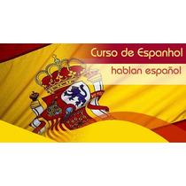Curso Espanhol 9 Livros + 3 Cds De Áudio E Frete Grátis!