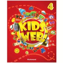 Livro - Kids Web 4 - Richmond 1ª Edição