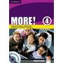 Livro De Inglês More! Level 4 - Com Livro De Atividades