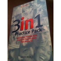 3 In 1 Practice Pack Oxford Livro Inglês
