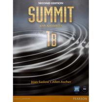 Livro + Cd - Summit 1b: Students Book And Workbook