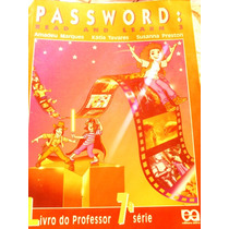 Password: Read And Learn 3 (livro Do Aluno 7ª Série)- Amadeu