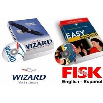 Curso Inglês Wizard - Fisk 2 Audio Book