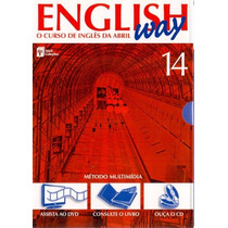 English Way - Vol 14 - O Curso De Inglês Da Abril