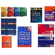Interchange + Callan + Speak English +inglês Total + Brindes
