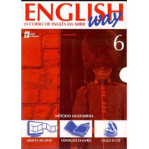 Curso English Way Vol 6. - Novo/lacrado