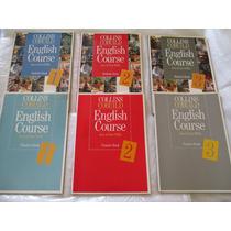 Livros-english Course-student/practice Book-collins Cobuild