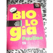 Livro: Biologia - Paulino (volume Único)