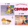 Alfabetização Silábica - Tin-do-le-lê 1º + 2º Ano Com Cd