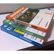 Coleção Química - Ricardo Feltre - 6ª Edição 3 Livros