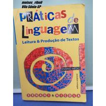 Livro Práticas De Linguagem Ensino Médio Ernani 2007 D3