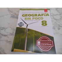 Livro: Geografia Em Foco 8º Ano ( Livro Do Professor) - 2015