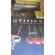 Livro Física Sampaio E Calçada Volume Único Ensino Médio