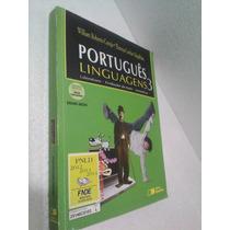 Livro Português Linguagens Vol 3 - Ensino Medio - Cereja