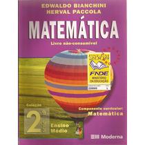 Matemática Edwaldo Bianchini 2º Em