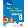Para Viver Juntos Matemática - 8º Ano - Caderno De Atividade