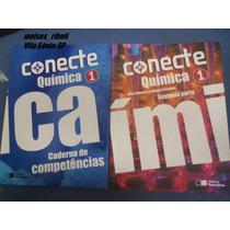 Conecte Quimica 1 Segunda Parte E Caderno Competência L
