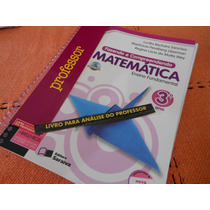 Matemática Fazendo E Compreendendo 3ºano- Livro Do Professor