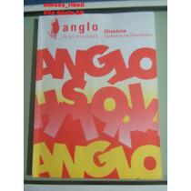 Anglo Vestibulares História Caderno De Exercícios Ç