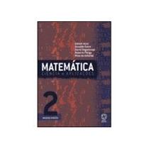 Livro Matematica Ciência E Aplicações 2