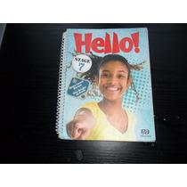 Livro Hello Stage 7º Ano Editora Ática