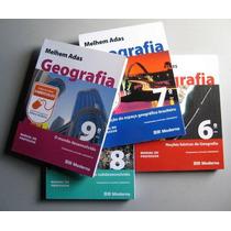 Coleção Geografia - Melhem Adas