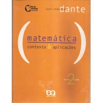 Livro Matemática Conceito & Aplicações 3ª Edição 2004