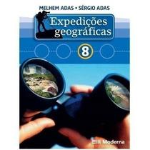 Livro - Expedições Geográficas 8º Ano