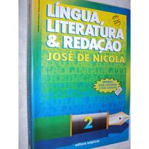Língua, Literatura & Redação 2 (sebo Amigo)