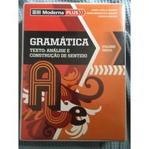 Gramatica - Texto: Análise E Construção De Sentido