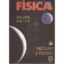 Física Básica - Nicolau E Toledo - Volume Único Frete Gratis