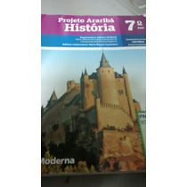 Livro Projeto Araribá Historia 7