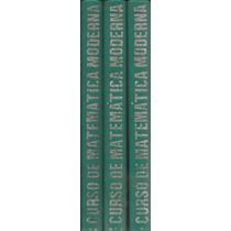 Coleção Matemática Moderna - Volumes 1, 2 E 3