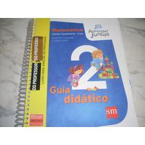 Matemática 2º Ano Aprender Juntos- Livro Do Professor