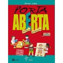 Porta Aberta - História E Geografia - 1º Ano - Mirna Lima