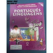 Livro Português Linguagens 6ª Série 7º Ano William Aa