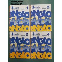 Coleção 4 Volumes Anglo Vestibulares Faraday /